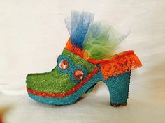 Colorful clog #2. Muses 2016.