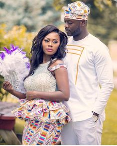 mentions J'aime, 7 commentaires - African Traditional Wedding, African Traditional Dresses, Traditional Wedding Dresses, African Wedding Attire, African Attire, African Fashion Dresses, African Weddings, African Lace, African Dress