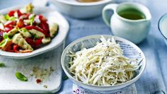 Celeriac remoulade is one of the simplest salads you will ever come across, perfect as a side dish or with some leaves for a healthy light lunch. Saturday Kitchen Recipes, Celeriac Recipes, Salad Recipes, Healthy Recipes, Bbc Recipes, Savoury Recipes, Mary Berry, Good Enough To Eat, Recipe Search