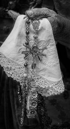 Antico rosario sardo.