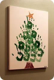 Adorable Christmas art!