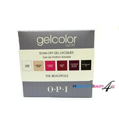 OPI GelColor Add-On-Kit The Beautifuls  http://www.themakeupstyle.com/opi-gelcolor-add-on-kit-the-beautifuls-2/