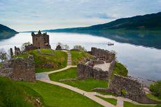 Urquhart Castle, Loch Ness (Picture © Shutterstock)