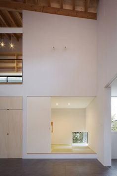 和室:  井上久実設計室が手掛けたtranslation missing: jp.style.多目的室.オリジナル多目的室です。
