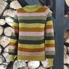 Sweaters For Women, Men Sweater, Alpacas, Stripes Design, Pullover, How To Make, Inspiration, Color, Patterns