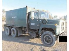 Heavy Equipment For Sale, Ford, Trucks, Vehicles, Truck, Car, Vehicle, Tools
