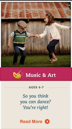 #Dancing helps develop good posture, flexibility, balance and more. Click for more benefits of this creative art. #MusicandArt