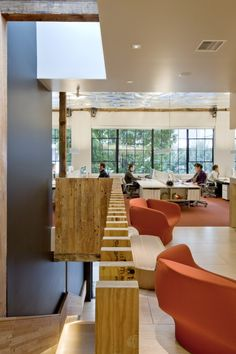 Skylab Architecture Offices - Portland - Office Snapshots