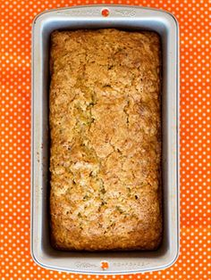 This is the ONLY recipe you need for zucchini bread!
