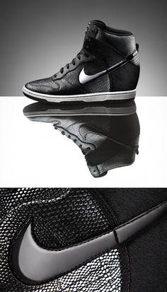 Introducing the first of five, we bring you the Nike Dunk Sky Hi New York. #style #dunks #nike