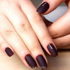 Ready for a collection that's full of edgy, cool and simple nail art designs? It's perfect time to refresh your current nail design. Simple Nail Art Designs, Best Nail Art Designs, Toe Nail Designs, Easy Nail Art, Cool Nail Art, Acrylic Nail Designs, Wedding Nails Design, French Tip Nails, Acrylic Nail Art