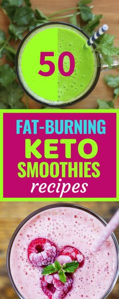 From fat to fab, celebs like Megan Fox, Kim Kadarshian and Adele have lost a lot of weight thanks to the low-carb and ketogenic diet! Sit back and relax, and make these 50 low carb keto smoothie recipes to kick start your ketosis. High Protein Smoothies, Keto Breakfast Smoothie, Ketogenic Breakfast, Keto Smoothie Recipes, Nutribullet Recipes, Shake Recipes, Smoothie Diet, Cyclical Ketogenic Diet, Ketogenic Diet Meal Plan