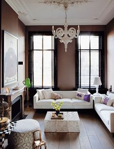 It's no secret that here at Apartment Therapy, we love color. And we love to see interiors that mix things up a little, rooms where people have paired colors that you might not usually see together. Here are 11 such spaces to surprise and inspire.