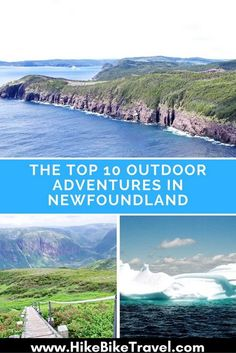 Die Top 10 Outdoor-Abenteuer in Neufundland geteilt durch Career Path Design. – … The Top 10 Outdoor Adventures in Newfoundland shared by Career Path Design. Pvt Canada, Visit Canada, Canada Trip, Canada Eh, Newfoundland Canada, Newfoundland And Labrador, Newfoundland Tourism, Nova Scotia, Quebec