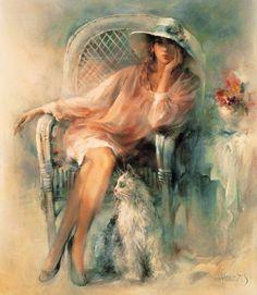 7 das Artes: Aquarelas impressionistas.