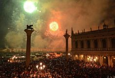 I fuochi del Redentore 2013-Festa del Redentore Venezia