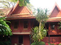 Bangkok Jim Thompson house