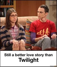 Carmen loves Amy Farrah-Fowler and Sheldon so much - she think's the Shamy is So Adorable!