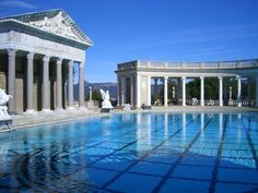 When looking at the history of swimming pools, no group contributed more than the ancient Greeks and the ancient Romans. Description from blog.poolsaboveground.com. I searched for this on bing.com/images