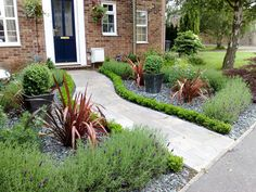 Garden Design Ideas for Small Front Gardens | Home Design Ideas
