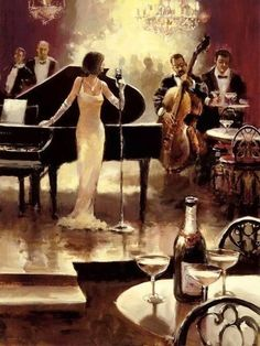 Brent Heighton 1954 | Romantic Evening - What I want my wedding to look like