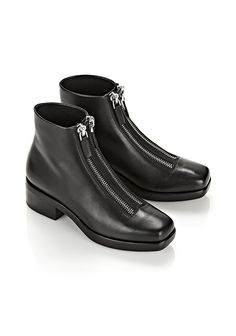 FEDERICA LOW BOOT   Boots   Alexander Wang Official Site