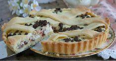 Tarte à la ricotta et au chocolat appétissante, crémeuse et délicieuse! - Page 2 of 2 - Recettes Faciles Beignets, Cheesecake, Pie, Pasta, Food, Custard, Pies, Cooking Food, Shortbread