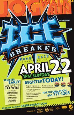 Montana Pro Rodeo Circuit Finals Event Poster Walker