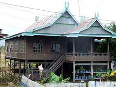 Rumah Adat Suku Bugis