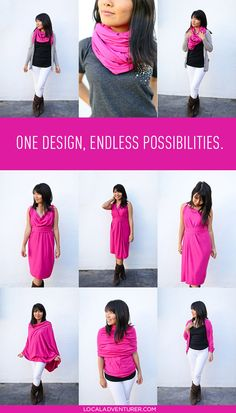 Mindblown! The Encircled Chrysalis Cardi is a versatile travel cardigan + dress + scarf + more! Perfect if you love to travel light // localadventurer.com