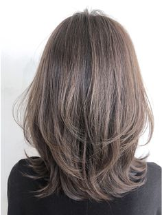 Haircuts For Medium Hair, Medium Hair Styles, Long Hair Styles, Ombre Hair, Balayage Hair, Asian Short Hair, Edgy Short Hair, Shot Hair Styles, Light Hair