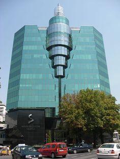 Soravia City Center in Skopje