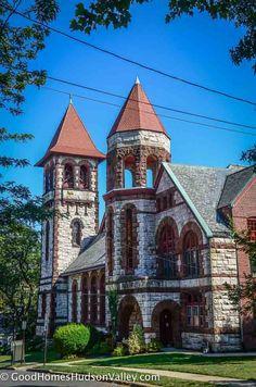 Church in Nyack, New York