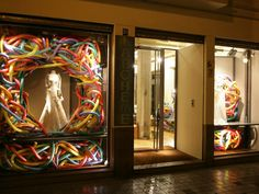 La Bohème windows Spring Summer 2013 by Bomarzo, Valencia - Spain