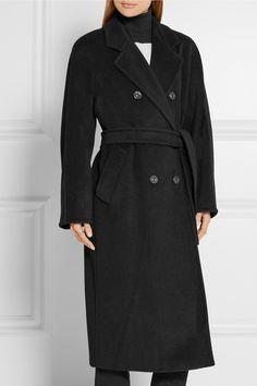 Max Mara   Madame wool and cashmere-blend coat   NET-A-PORTER.COM