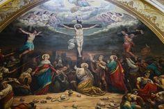 Church of St. Teresa, New York, New York www.stephentravels.com/top5/crucifixes