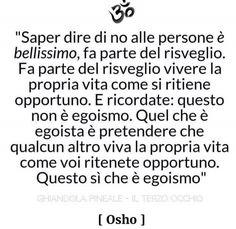 O S H O