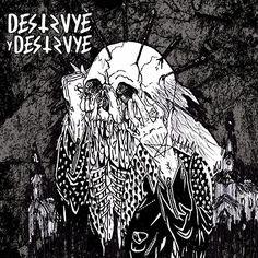 THRASHDEATHGERA: Destruye Y Destruye - Demo (2015),Grindcore, Crust... Crust Punk, Punk Rock, Punk Subculture, Art, World, El Salvador, Art Background, Kunst, Performing Arts