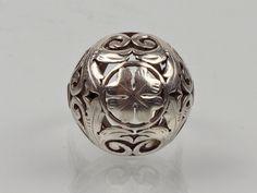 Pierścionek ażurowa kopułka, ręcznie wykonana (7181803691) - Allegro.pl - Więcej niż aukcje.