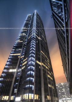 - 2050 - by Alain Wallior Facade Lighting, Exterior Lighting, Outdoor Lighting, Lighting Design, Building Elevation, Building Exterior, Building Facade, Futuristic Architecture, Facade Architecture