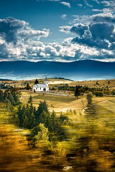 Transylvania >>> I've always wanted to go here!