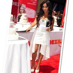 Nicole Snooki Polizzi - I Wouldnt Trust Me With That Knife! Snooki And Jwoww, Nicole Snooki, Nicole Polizzi, Delivery Room, 24 Years Old, New Shows, Mtv, Peplum Dress, Fun Facts