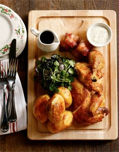 The Dandelion's Sunday Roast Chicken is just one of many tasty options served up at Philadelphia restaurants on Sunday evenings. (Photo courtesy The Dandelion). Philly Homegrown.