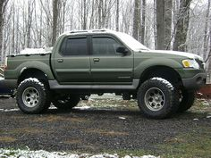 """lifted sport trac 