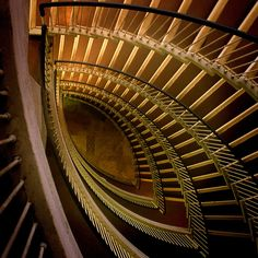 Porthanian stairs