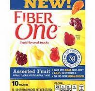 Free Fiber One Fruit Flavored Snacks @ Giant Eagle!!