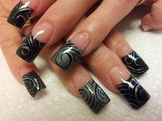 nails by amy - Nail Art Gallery nailartgallery.nailsmag.com by nailsmag.com