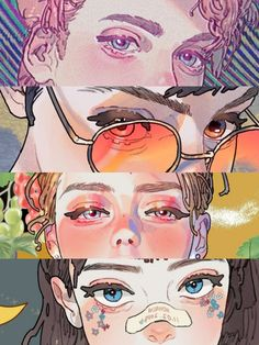 Digital art inspiration universe 53 ideas # - Domains - Ideas of Domains - Digital art inspiration universe 53 ideas Cartoon Kunst, Anime Kunst, Cartoon Art, Anime Art, Aesthetic Anime, Aesthetic Art, Pretty Art, Cute Art, Art Sketches