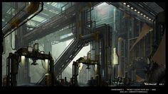 FRANCESCO ART: Concept Designer / Illustrator | Environments