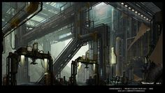 FRANCESCO ART: Concept Designer / Illustrator | Environments